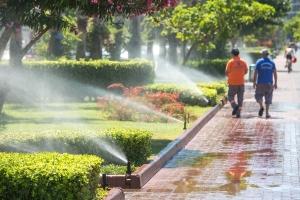 Houston sprinkler repair